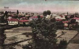 ALBANIE - TIRANA - VUE GENERALE -1928 - RARE - TB - Albanie