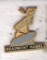 Pin's  BEAUMONT HAMEL - Villes