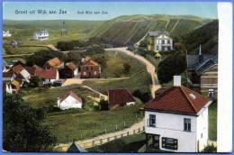 GROET UIT WIJK AAN ZEE, 1911 - Wijk Aan Zee