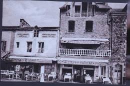 CANCALE HOTEL DU PARC ET VENDEUR DE QUIMPER - Cancale