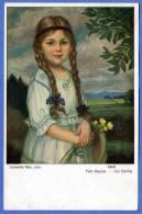 MÄDL, PETIT MIGNON, OUR DARLING, Coeneille Max, Pinx, 1919, Noria Kunstkarte - Kinder