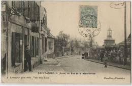 02 - SAINT GOBAIN - RUE DE LA MANUFACTURE - Unclassified