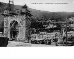 MONTHERME      PONT DE MONTHERME - Montherme