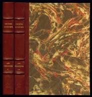Club Bibliophile De France : FENIMORE COOPER (James) : Les Pionniers - 2 Tomes - 1956 - Bücher, Zeitschriften, Comics