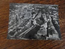 St-Girons , 50-72 , Vue Aérienne Et La Salat - Saint Girons