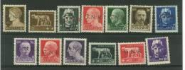 REPUBBLICA SOCIALE ITALIANA-GUARDIA NAZIONALE REPUBBLICANA 1944 TIRATURA BRESCIA - 4. 1944-45 Repubblica Sociale
