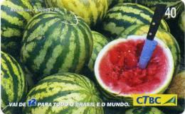 Brasilien - 40 Units - 2003-03-01 - 300.000ex - CTBC - Frutas Do Brasil - Jor:CTBC-0834 - Used - Brésil