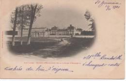 SAINT GERMAIN EN LAYE  LES LOGES  EN 1900 - St. Germain En Laye
