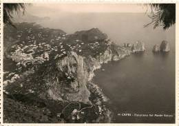@CAPRI - PANORAMA - VIAGGIATA 1948 - Napoli (Naples)