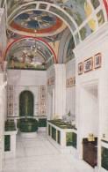 Tuck - The Queen´s Dolls´ House Series III Postcard No. 4502 - The King´s Bathroom - Tuck, Raphael