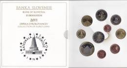 @Y@   SLOVENIË   BU  Set 2011  See Scan - Slovenië