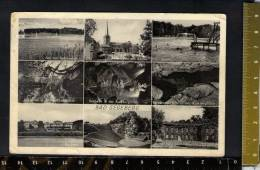 D2711 Bad Segeberg - See Mit Badeanstatd, Marcktpaltz, Ihisee, Kalkberghole, Kurhaus, Jurgendherberge - V. 1952 - Bad Segeberg