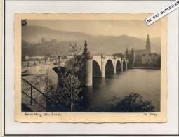 Cpm HEIDELBERG - Alte Brücke - Heidelberg