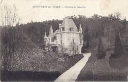 MONISTROL SUR LOIRE-CHATEAU DE MARTINAS - Monistrol Sur Loire