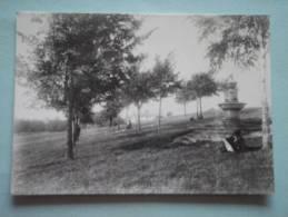 26196  REPRODUCTION  PC: SURREY: Drinking Fountain, Duppas Hill, C.1890.  CROYDON PUBLIC LIBRARIES. - Altri