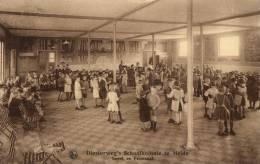 BELGIQUE - ANVERS - KALMTHOUT - Heide - Calmpthout Diesterweg' S Schoolkolonie - Speel  En Feestzaal. - Kalmthout