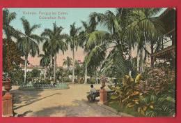 JPX-07 Habana  Havane Parke De Colon. Colombus Park. Non Circulé. Jordi - Cuba