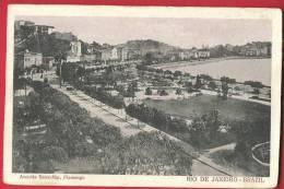 JPX-11 Rio De Janeiro Avenida Beira-Mar. Non Circulé. Affonso - Rio De Janeiro