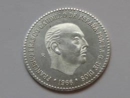 Espagne - Spain - 1 Una Peseta  1966 - Francisco Franco Caudillo De Espana **** EN ACHAT IMMEDIAT **** - Espagne