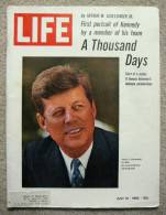 Life Magazine - July 16, 1965 - JFK: A Thousand Days By Arthur Schlesinger Jr. [#A0352] - News/ Current Affairs