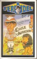 K7,VHS. EMILE L'AFRICAIN. Avec FERNANDEL, Noëlle NORMAN, ARMONTEL, Bernard LAJARRIGE. - Comedy