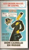 K7,VHS. DON CAMILLO EN RUSSIE. Avec  FERNANDEL Et Gino CERVI. - Comedy