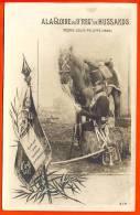 A La Gloire Du 9eme Régiment De HUSSARDS - Regne Louis Philippe1840 ( Marseille / Chambéry ) - Régiments