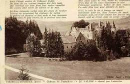 CPA 38 VIRIEU SUR BOURBRE CHATEAU DE PUPETIERES - Virieu