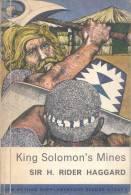KING SOLOMON'S MINES - SIR H. RIDER HAGGARD LONGMAN 1964 119 PAGES - Educación