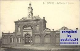 Ww65561 Cambrai Chambre Commerce * - Cambrai