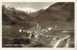 CPSM ANDERMATT (Suisse-Uri) - Gegen Furka - UR Uri