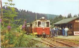 Tramway Touristique De L'Aisne - Erezée-Amonines-Dochamps - Ardennes Belges - Strassenbahnen