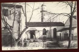 Cpa  Algérie Médéa  Mosquée Hannafi       EUG20 - Medea