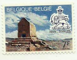 1971 - Belgio 1602 Impero Persiano, - Non Classificati