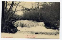K21 - Morvan Illustré - Le Saut De La Truite (oblitération Ferroviaire AUTUN à CRAVANT De 1911) - Non Classificati