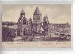Etchmiadzin. Monastere. - Arménie