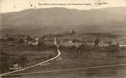 CPA - 25 - LAVIRON ? - Les Sites Pittoresques De Franche-Comté - 549 - Autres Communes