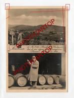 FLEURIE-PONTANEVAUX-Otto BOEHM-Negociant Allemand De STUTTGART-Vin De F.THORIN-BEAUJOLAIS-Viticulture-Commerce- - Non Classificati