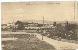 34/ Ganges -Parc Des Sports 6vue Du Vélodrome Bastide - - Ganges