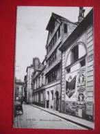 76 - ROUEN - MAISON DE CORNEILLE - + PUB : UN MILLION..... - Rouen