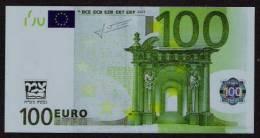 Test Note, School Money,  Billet Scolaire, Paper 100 EUROS,  ISRAEL, Training, 118 X 60 Mm, RRR, UNC - Israel