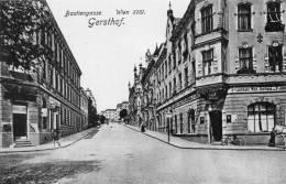 Wien XVIII Gersthof Bastiengasse Old Postcard - Wien