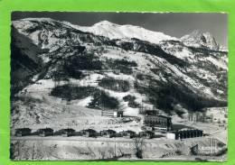 PELVOUX 1967 VILLAGE DE VACANCES FAMILIALES CARTE EN TRES BON ETAT - Frankreich