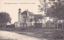 21654 Josselin Place Aint Martin Et Loggia -6521 éd Lamire Rennes - Josselin
