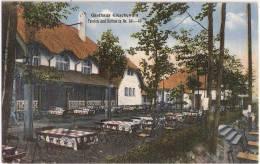 Gasthaus Gieschewald Giszowiec Telefon Amt Kattowitz No 341-45 Katowice 13.8.1917 Feldpost - Schlesien