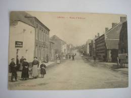 LEVAL ROUTE D AULNOYE - Francia