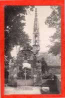 Landévennec N°3195 église   (dos Simple  Non écrite ) - Landévennec