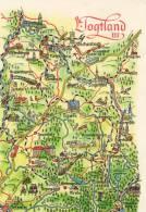 Bogtland  Nr3 - Landkaarten