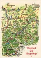 Bogtland Und Nr 4 - Landkaarten