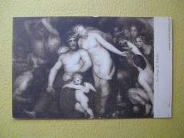 BRUXELLES. Le Musée Wiertz. La Forge De Vulcain. - Museen